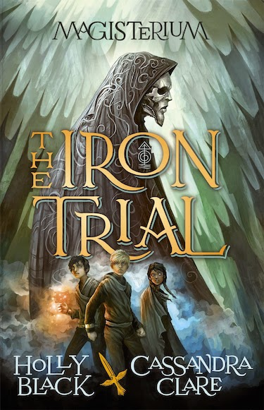 Children'sBookReviewTheIronTrial